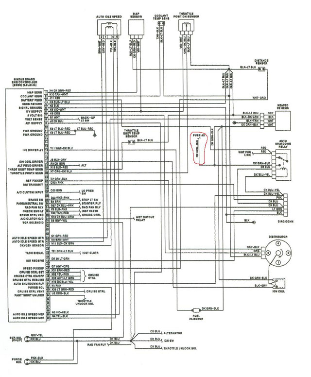 1994 dodge dakota fuse box diagram also 2000 ford  1994  free engine image for user manual download